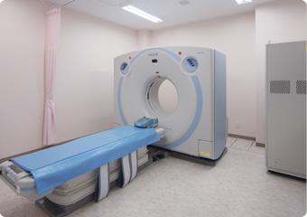 コンピュータ断層撮影装置(CT)